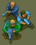 Chaos Engine pixel art 2