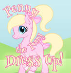 Penny the Pony Dress Up Game