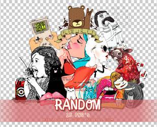Random PNGs by Bellacrix
