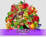 Fruits PNGs