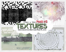 Textures Pack #3 by Bellacrix