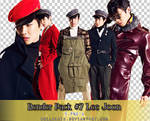 Render Pack #7 Lee Joon by Bellacrix