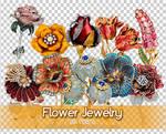 Flower Jewelry PNGs