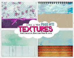Textures Pack #11 by Bellacrix
