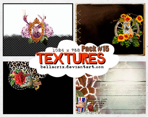 Textures Pack #15