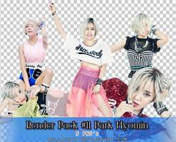 Render Pack #11 Park Hyomin Nice Body