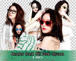 Render Pack #12 Park Jiyeon