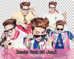 Render Pack #14 2PM Jun.K