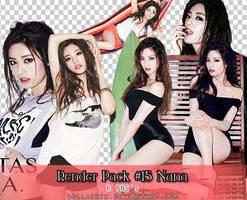 Render Pack #15 Nana by Bellacrix
