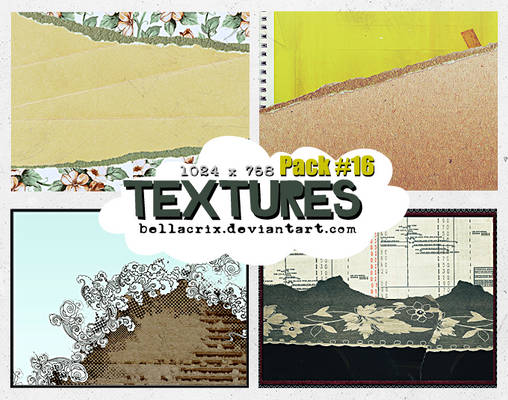 Textures Pack #16