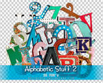 Alphabetic Stuff 2 PNGs