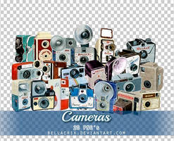 Cameras PNGs