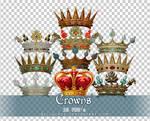 Crowns PNGs