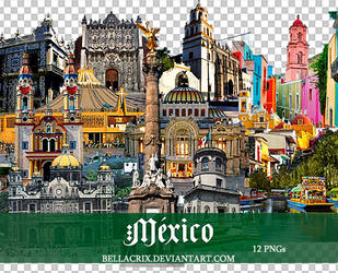 Mexico PNGs