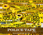 Police Tape PNGs