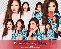 Render #17 Hyuna