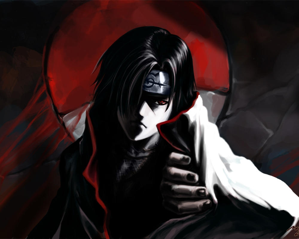 Itachi x Reader: World so cold (Chapter 1) by