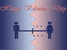 Awayken - Happy Valentine's by awayken