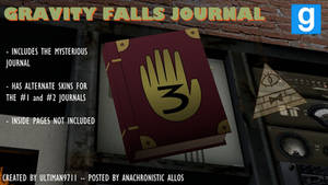 [DL] Gravity Falls Journal
