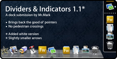 Dividers and Indicators by MeneerMark