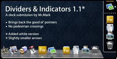 Dividers and Indicators by MeneerMark