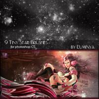 Tiny Star Brushes by Luminya