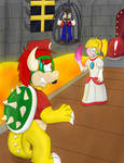 Your Mario's In Another Castle