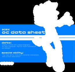 Teslarossa - 202X Character Data Sheet