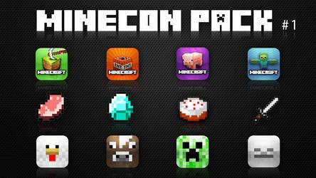 Minecon Pack 1 - Minecraft