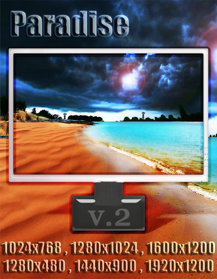 Paradise v.2 by Kalca