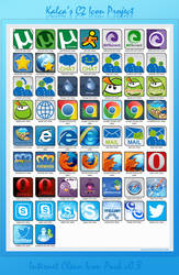 C2 Project - Clean Internet Icons v0.8