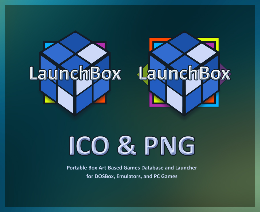 LaunchBox Icons by Kalca on DeviantArt