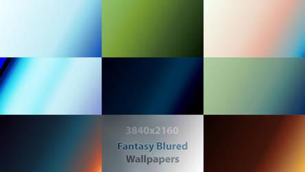 Fantasy Blurred Walls by Kalca