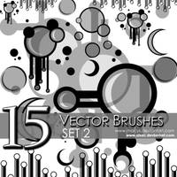 Vector Brushes 2 by AiSac