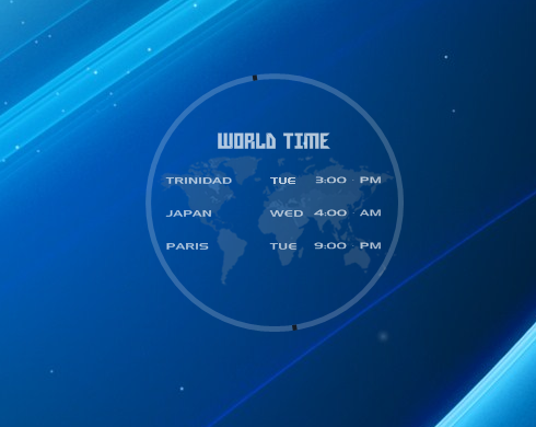 World time rainmeter by brbk on deviantart world time rainmeter by brbk gumiabroncs Image collections