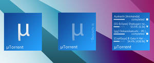 uTorrent Panel for Omnimo 2