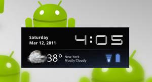 HoneyComb Digital Clock