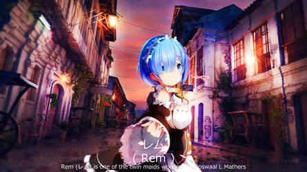 Rem - Re:Zero