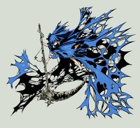 Shinigami by aidarbiktimirov