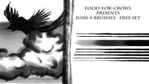 Sumi-e Brushes - Free