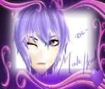 [MMD] Male Head DL