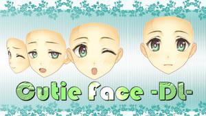 [MMD] Face Download -Update-