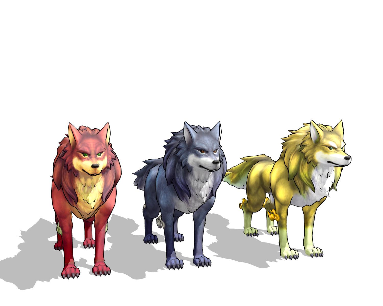 Mmd Wolf Download By Deidarachanheart On Deviantart