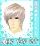 [MMD] More Guy Hair for DL