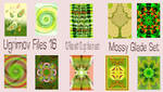 Ugrimov Files 16 Mossy Glade Set by Ampelosa
