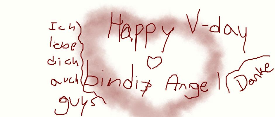 Happy V-day you two by BardockKunIsAmazing