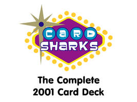 Card Sharks 2001 -  The Complete Card Deck