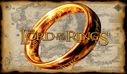 Lord Of The Rings Google Chrome Theme