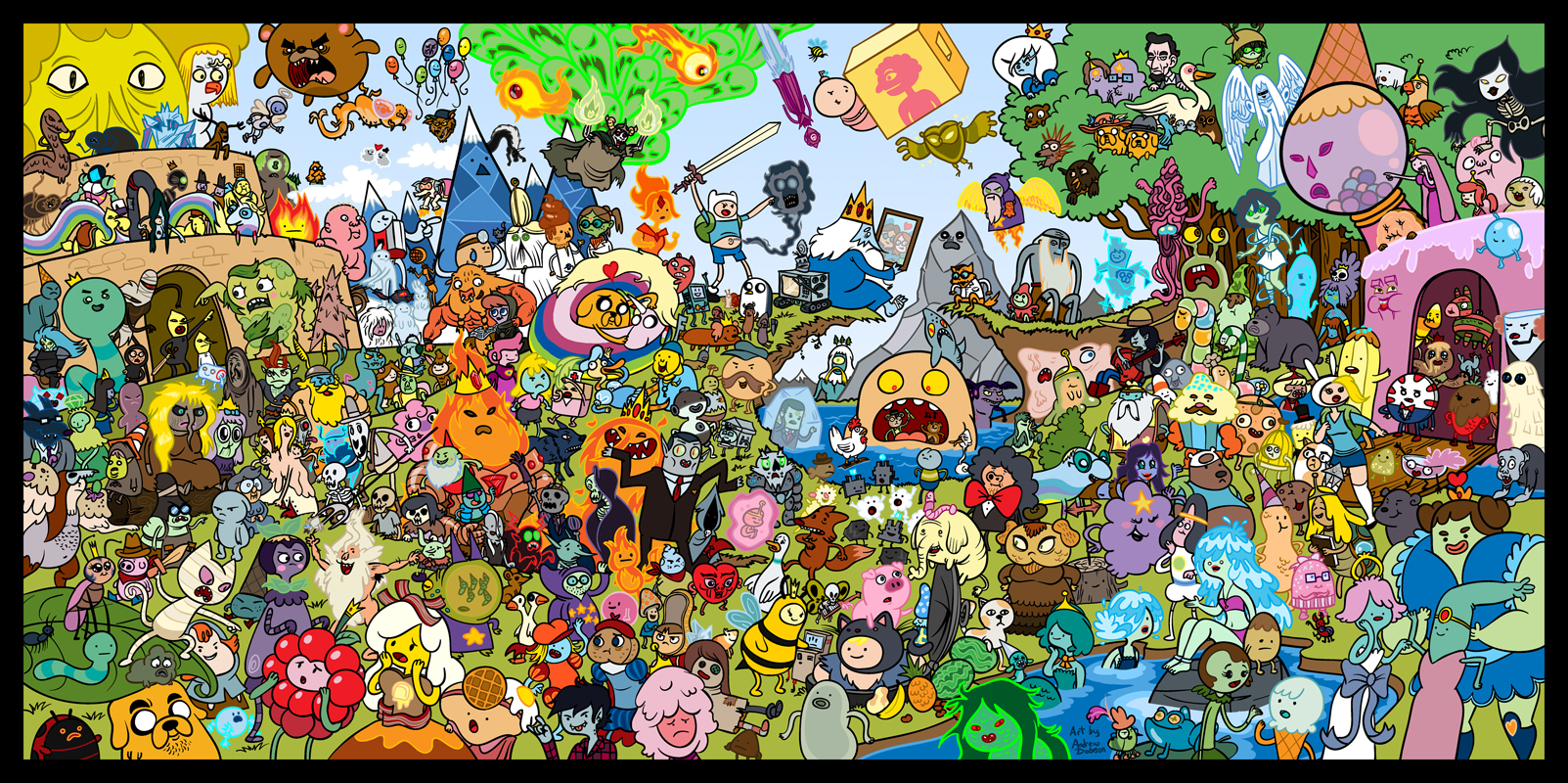 adventure time google skins - photo #2