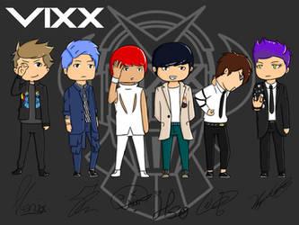 VIXX by imagine-all-the-art
